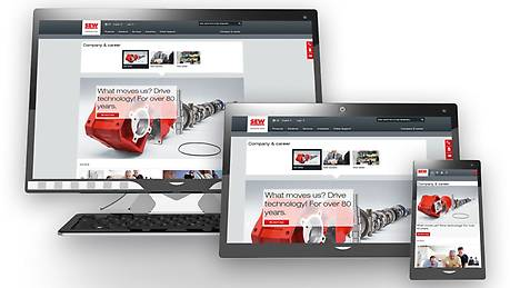 SEW-EURODRIVE Australia has launched fully revamped website